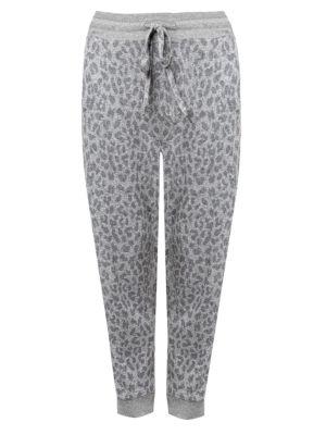 Devon Leopard Sweatpants