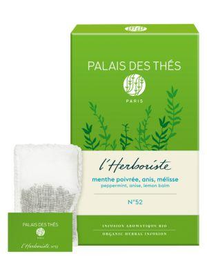 L'Herboriste No.52 Peppermint, Anise & Lemon Balm Tea