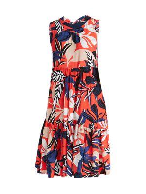 Tahiti Tiered Dress