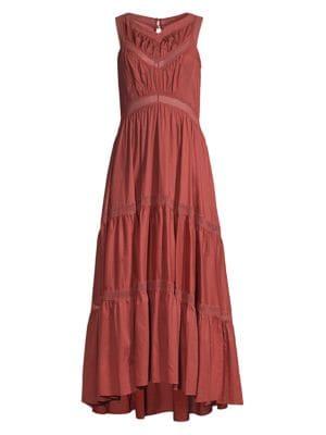 Voile Lace Dress
