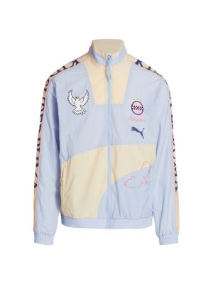 Puma x KidSuper Embroidered Track Jacket