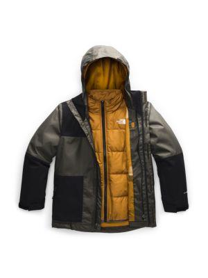 Little Boy's & Boy's Freedom Tri-Climate Jacket