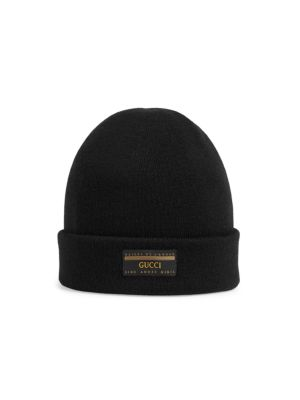 Gucci Patch Beanie
