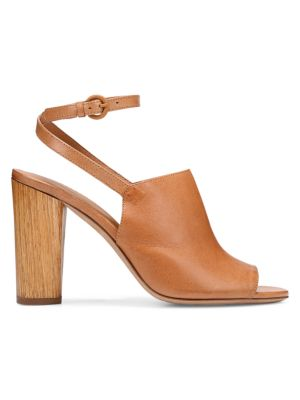 Palero Ankle-Wrap Leather Sandals