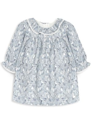 Baby's & Little Girl's Printed Lace Dress