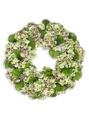 Everyday Floral Imitation Hydrangea Wreath