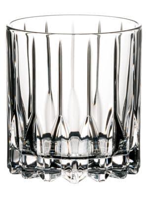 Crystal 2-Piece Neat Glass Set