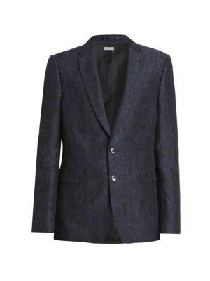 Kayne Floral Linen Suit