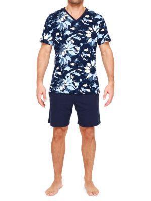 Vincent 2-Piece T-Shirt & Shorts Pajama Set
