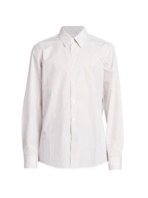 Curle Pinstripe Shirt