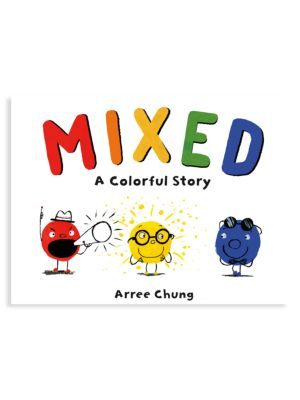 Mixed A Colorful Story Hardcover Picture Book
