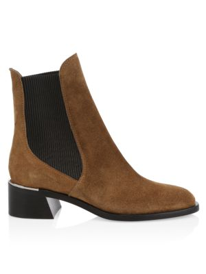 Rourke Suede Chelsea Boots