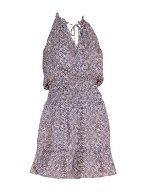 Estelle Dot Mini Dress