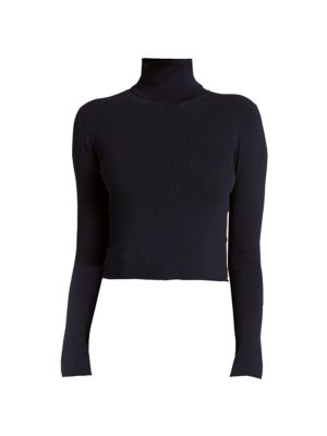 Eberly Turtle-Neck Top
