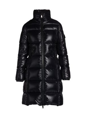 Moyadons Lacque Quilted Down Coat