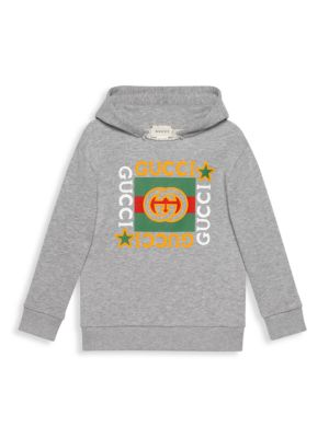 Little Kid's & Kid's GG Logo Sweatshirt
