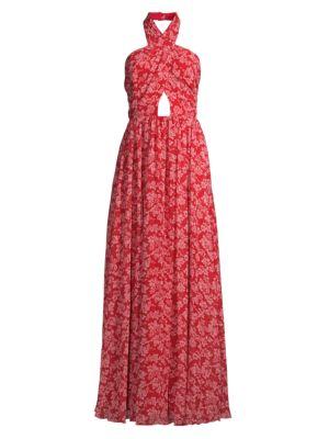 The Sancia Halter Dress