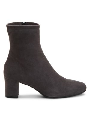 Britney Suede Ankle Boots