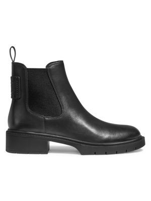 Lyden Leather Chelsea Boots