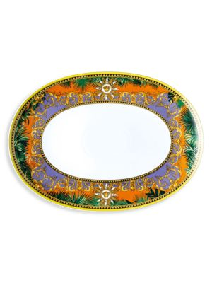 Animalier Porcelain Platter