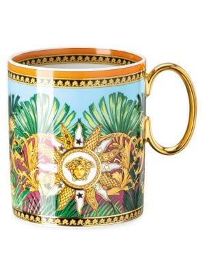 Animalier Porcelain Mug