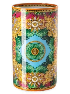 Animalier Porcelain Vase