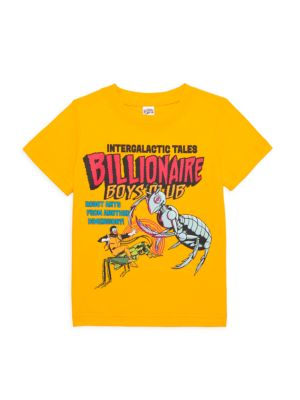 Little Boy's & Boy's Fly Trap Graphic T-Shirt