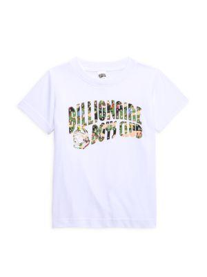 Little Boy's & Boy's Bugs Graphic T-Shirt