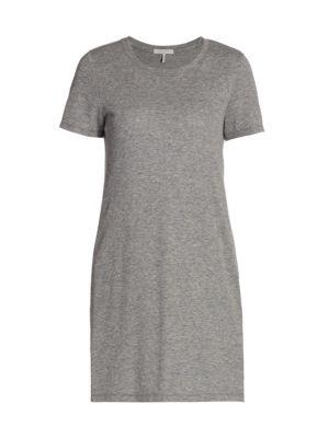 The Rib T-Shirt Mini Dress