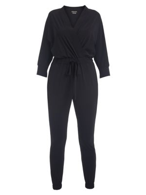 Hildur Jersey Long Sleeve Jumpsuit