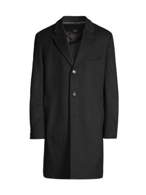 Nye Wool & Cashmere Coat