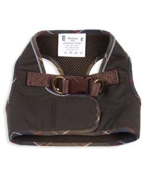 Wax Cotton Step-In Dog Harness