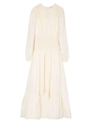 Corded Midi Dress