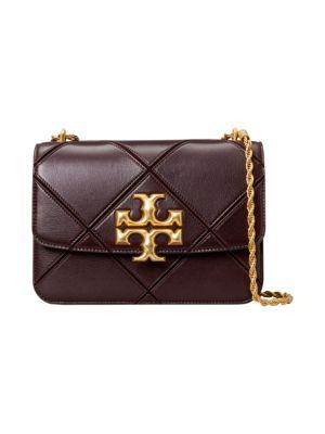Eleanor Quilted Leather Shoulder Bag