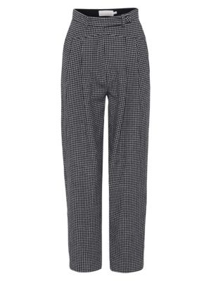 Marionette Houndstooth Trousers