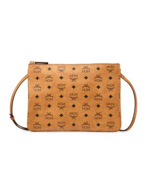 Medium Visetos Original Leather Pouch