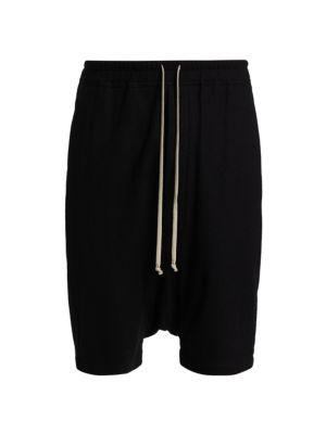 Wool-Blend Pod Shorts