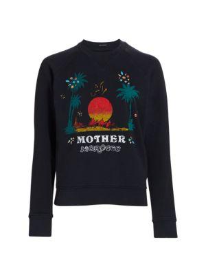 Square Morocco Sweatshirt