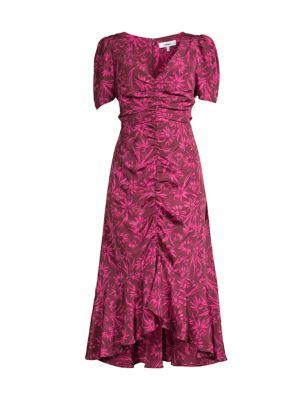 Martinez Midi Dress