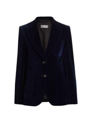 Tailored Patch Pocket Jacket