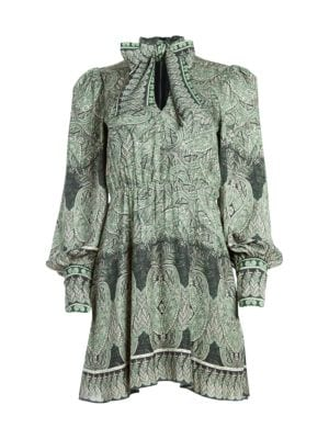 Tanisha Flared Dress