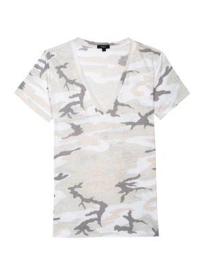 Cara Camo T-Shirt