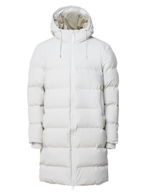 Long Insulated Puffer Jacket