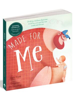 Kid's Made For Me Book