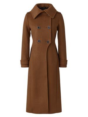 Elodie Military Coat