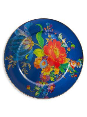 Flower Market Serving Platter