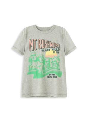Little Boy's & Boy's Mount Rushmore T-Shirt