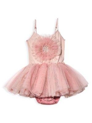 Baby Girl's Cotton Candy Tutu Dress