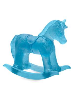 Animals Rocking Horse Sculpture