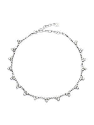 Capri Swarovski Crystal Collar Necklace